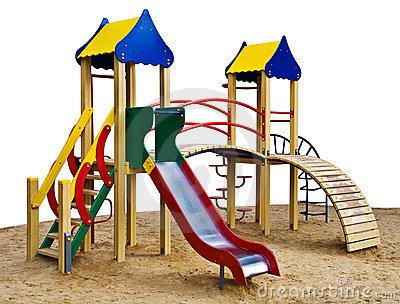 Playground clipart 8