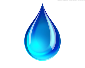 Water drop splash clipart free images
