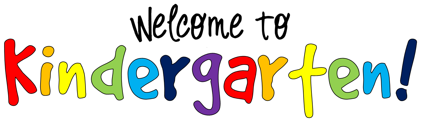 Welcome to kindergarten clipart 3 wikiclipart