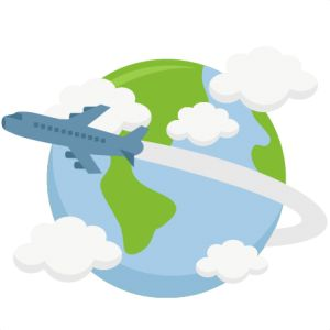 0 images about travel on airplanes clip art and