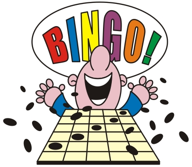 Bingo clipart to download