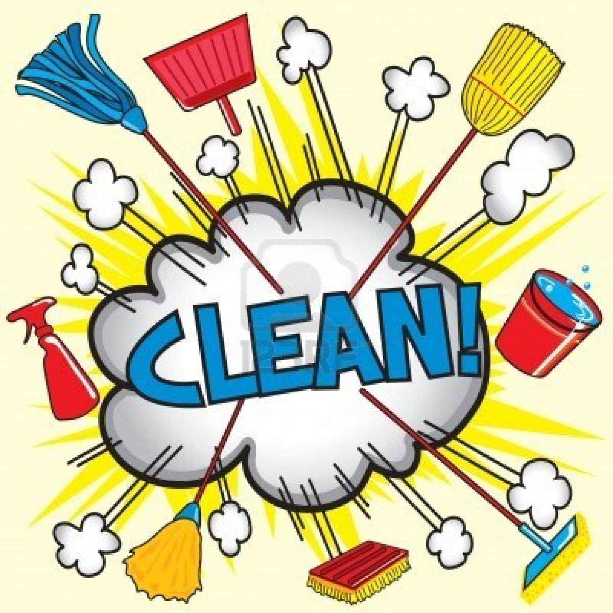 Cleaning clip art for free clipart images 6