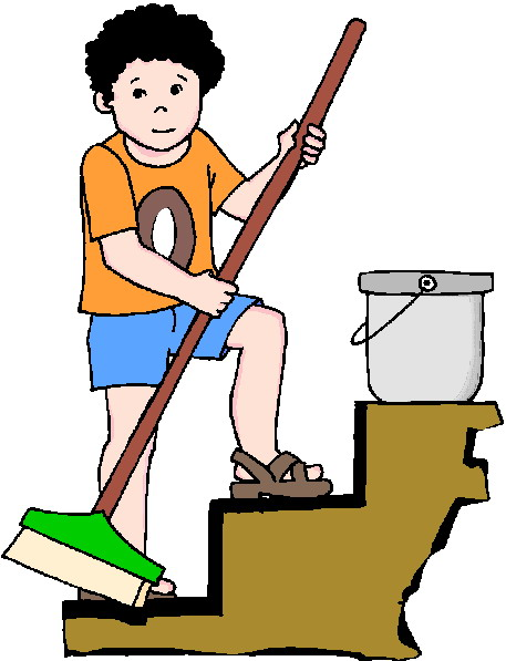 Clip art clip cleaning 3 clipartix 2