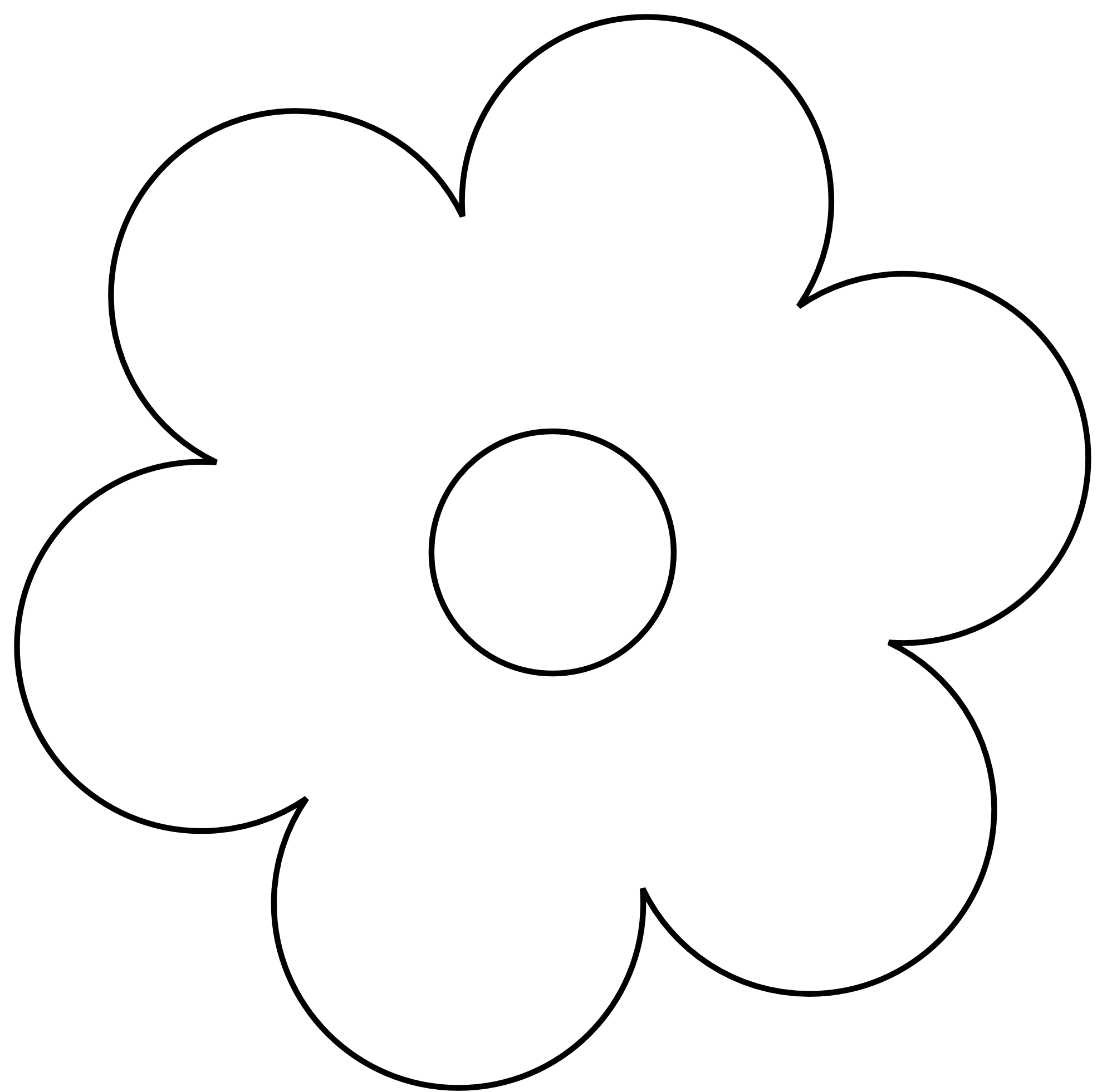 Flower  black and white flower black and white flowers clipart free