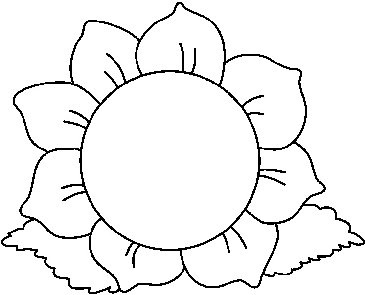 Flower  black and white flower clipart black and white free download happy birthday 2