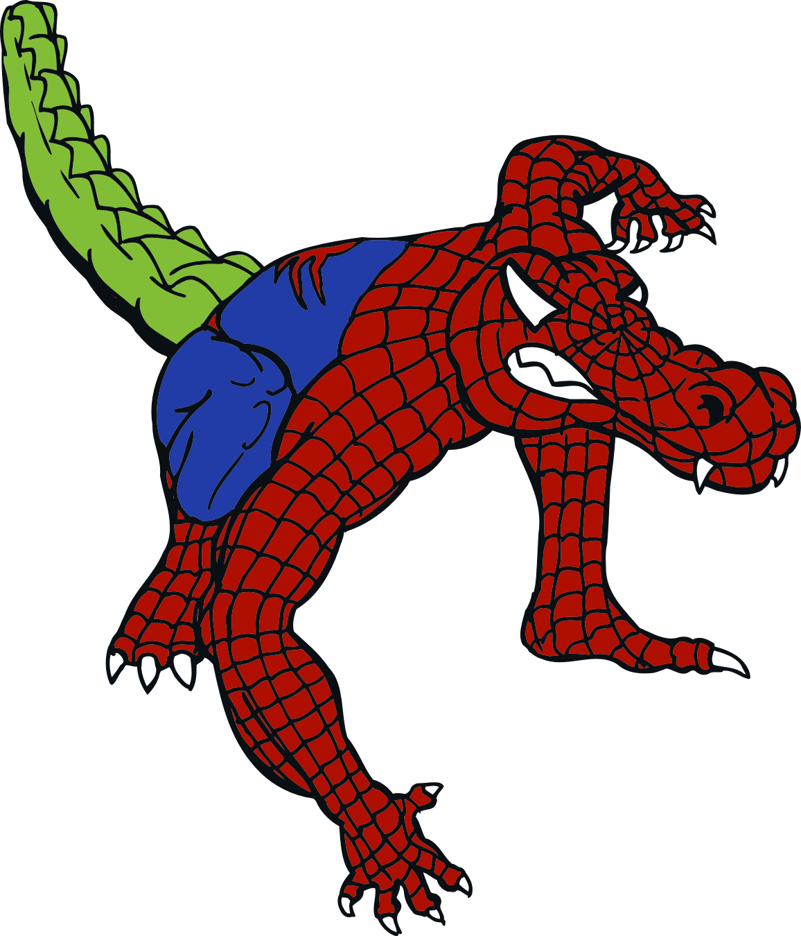 Free spiderman clipart clipart 13