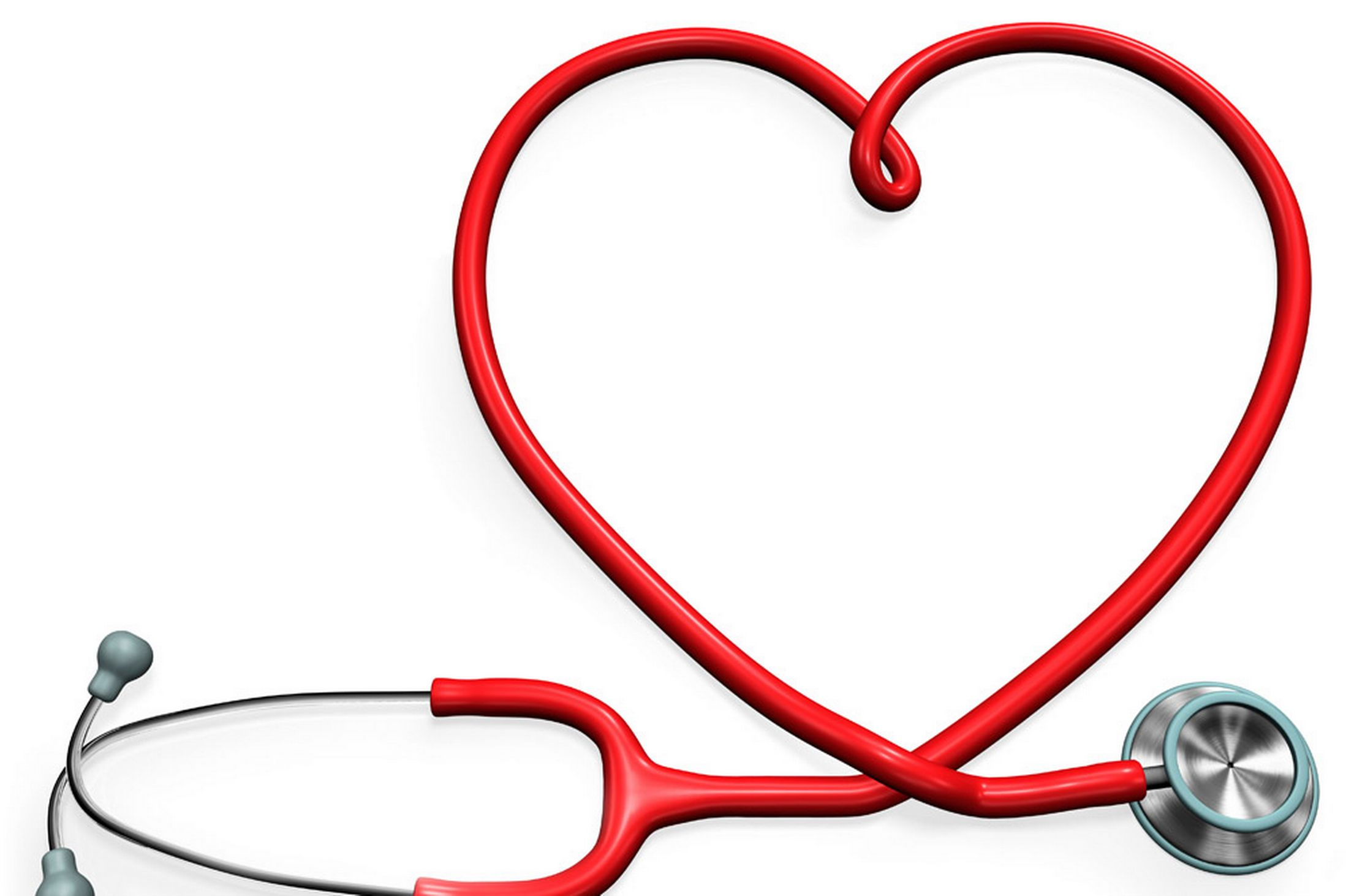 Heart with stethoscope clipart kid 3
