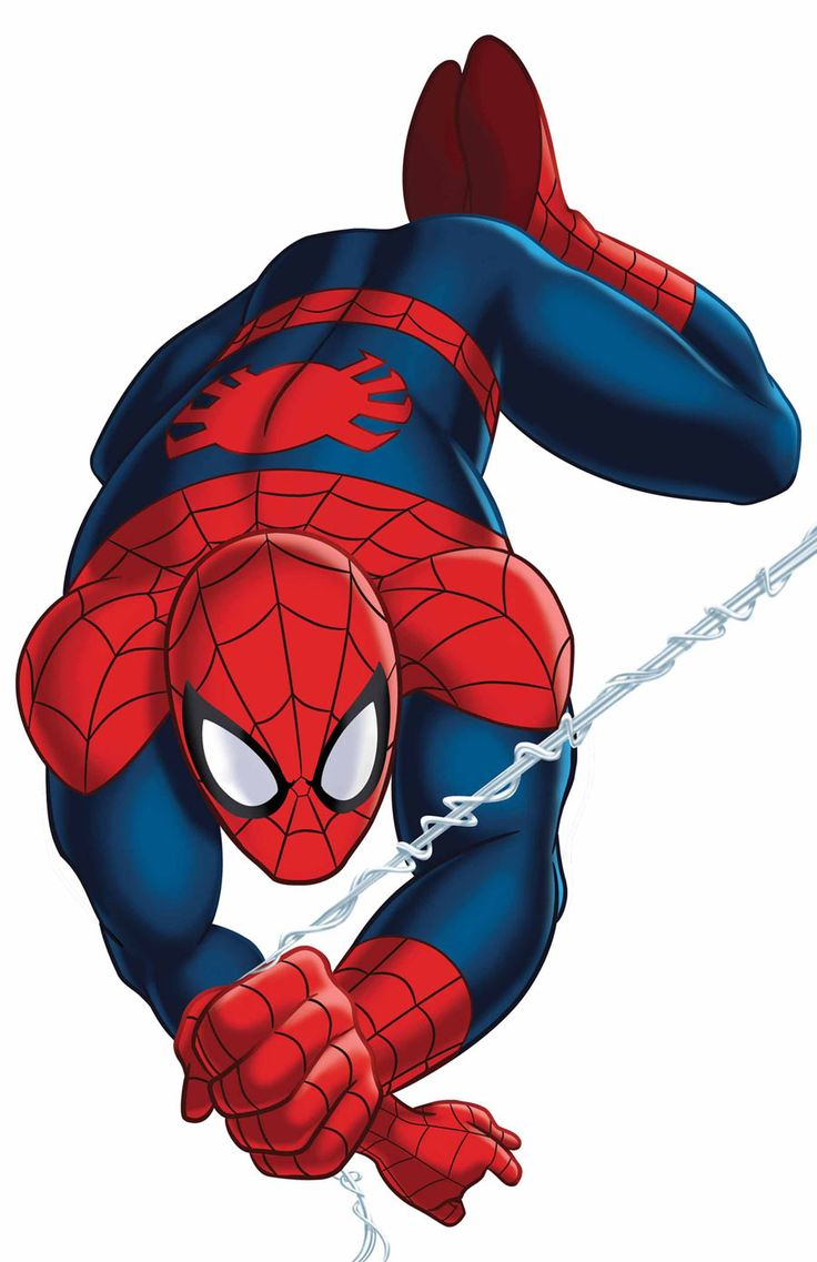 Spiderman clipart clipartfest