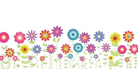 Spring flowers clip art free vector for download about image