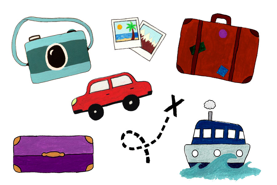 Travel clip art travel clipart clipartix 2