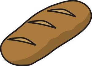 Bread clipart 7