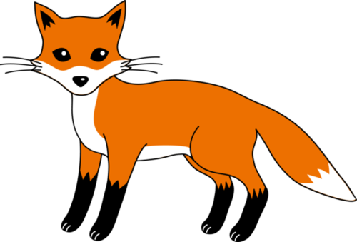 Free fox clipart pictures clipartix