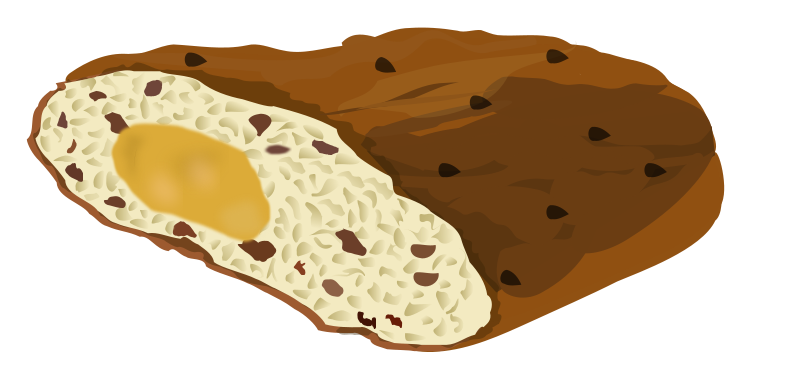 Free loaf of bread clip art wikiclipart 3