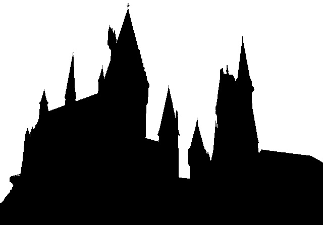 Harry potter hogwarts clipart clipartfest