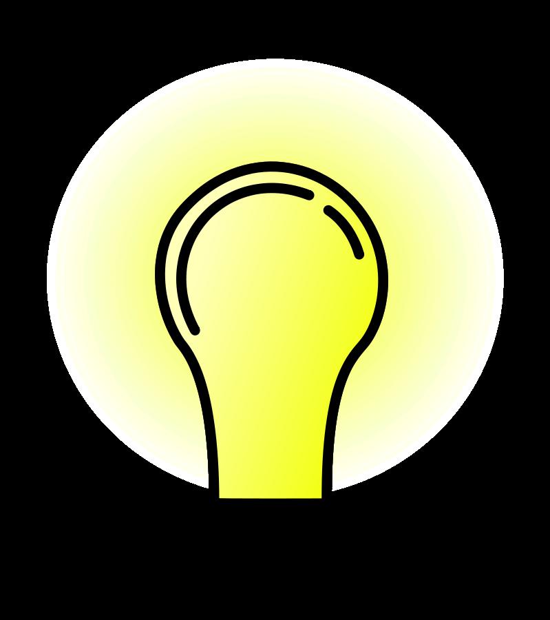 Light bulb lightbulb clipart 5