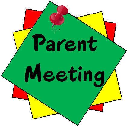 Teacher meeting clipart kid 2