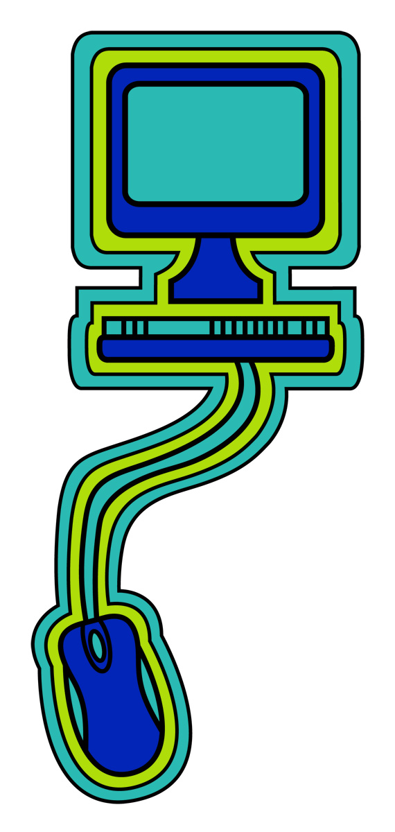 Computer technology clipart clipart