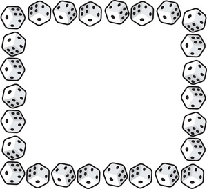 Dice clip art at vector free 2 image clipartix 6