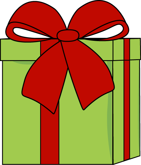 Gift christmas present clipart free images