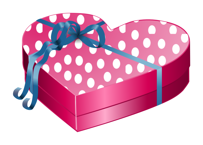Gift t clipart graphics of beautifully wrapped presents 2