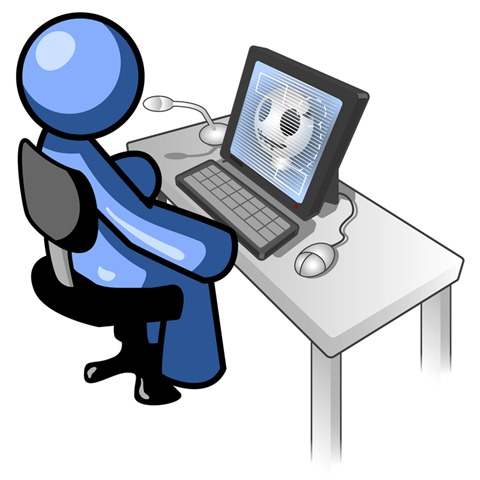 Information technology clipart kid 7