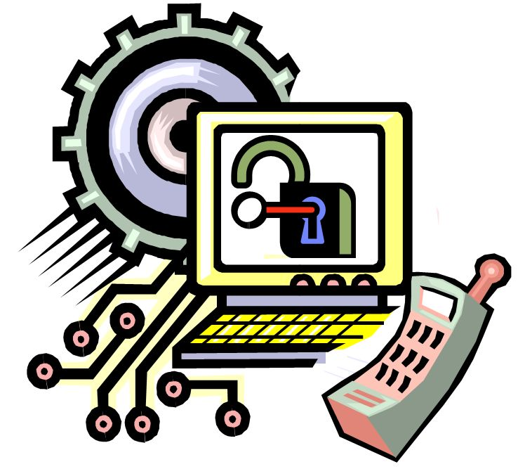 Information technology clipart tumundografico 6