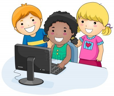 Kids technology clipart clipartfest