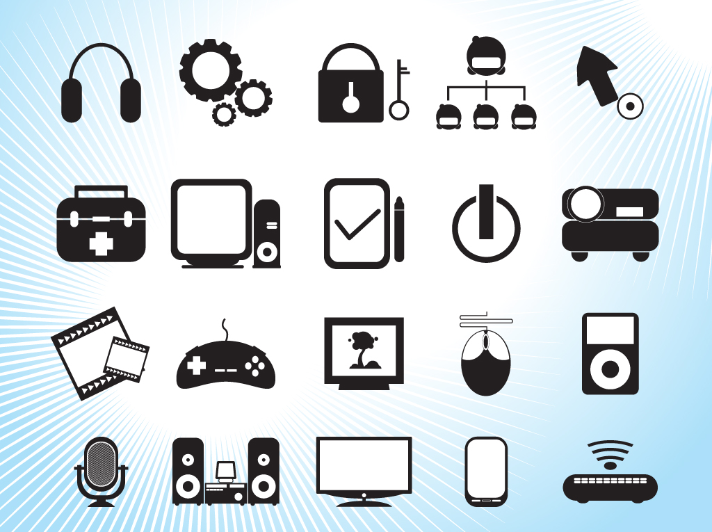 Technology tech clip art tumundografico 2
