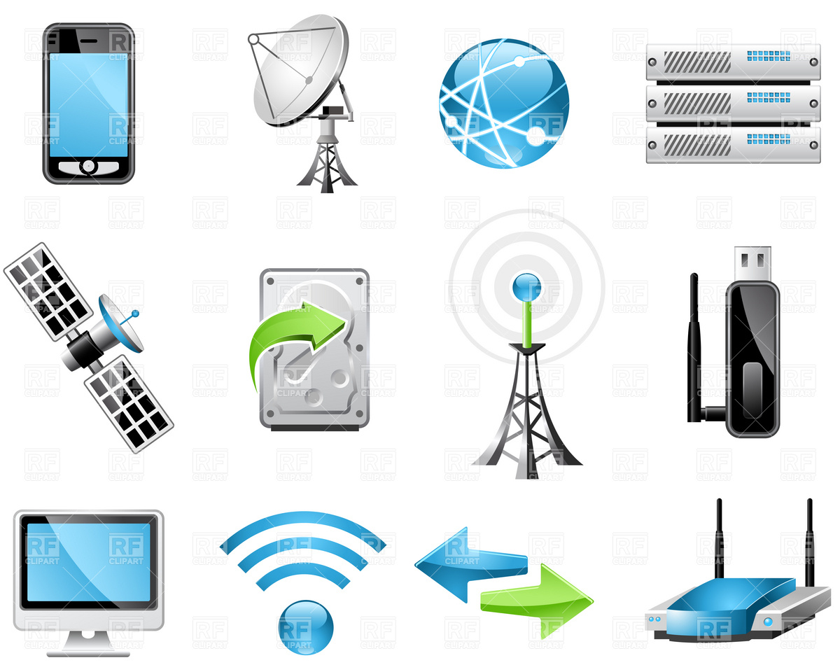 Technology tech clip art tumundografico