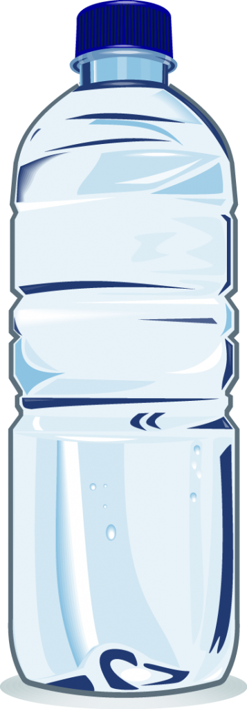Water bottle clipart 8