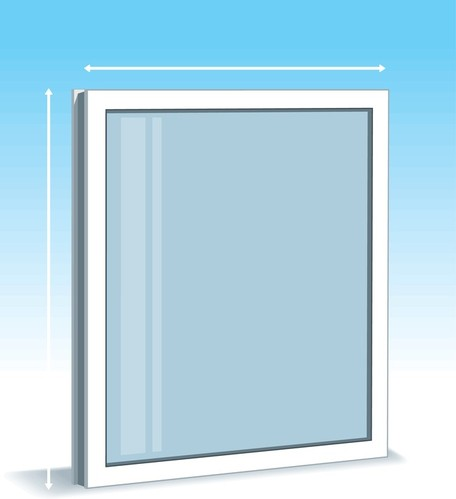 Window clip art vector graphics