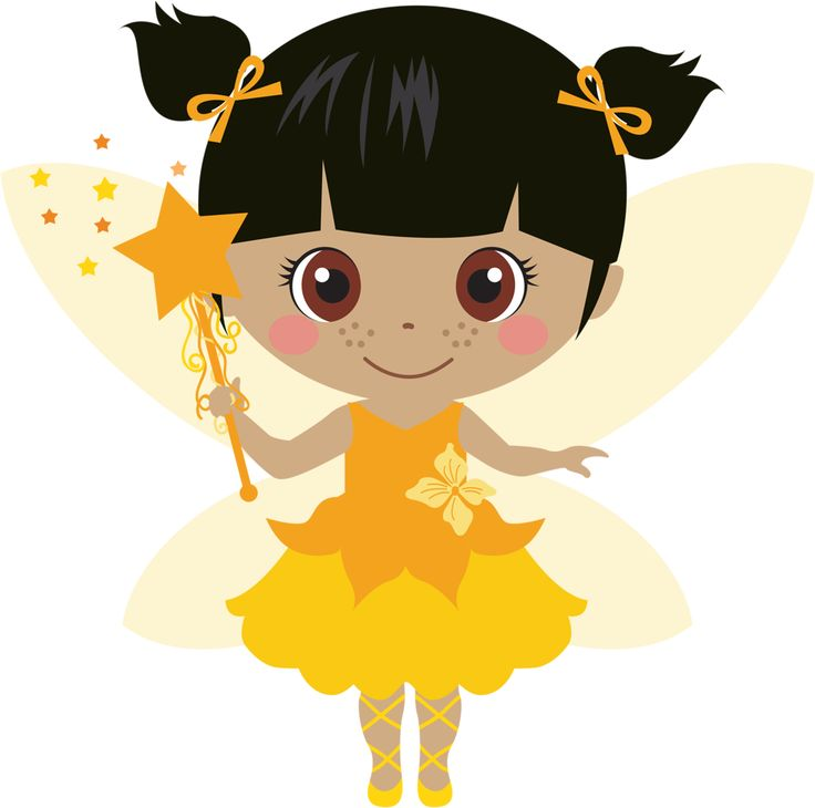 0 ideas about fairy clipart on silhouette 5