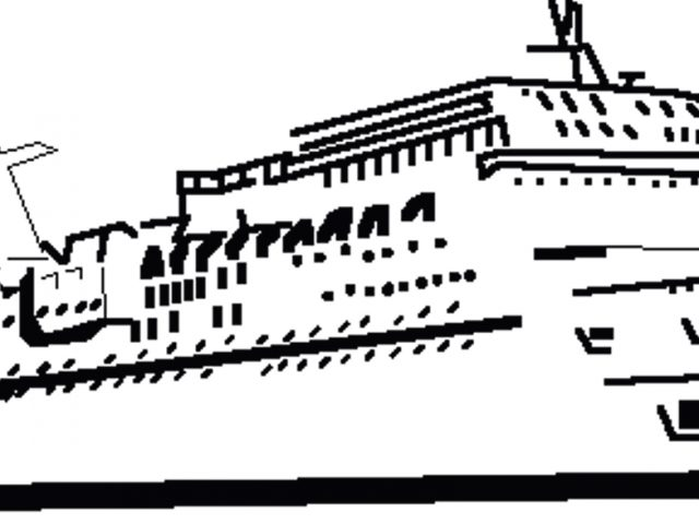 Cruise ship clip art profile school clip art 2