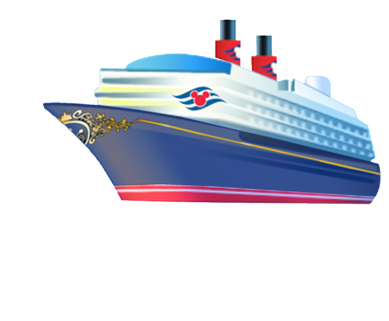 Cruise ship clipart kid