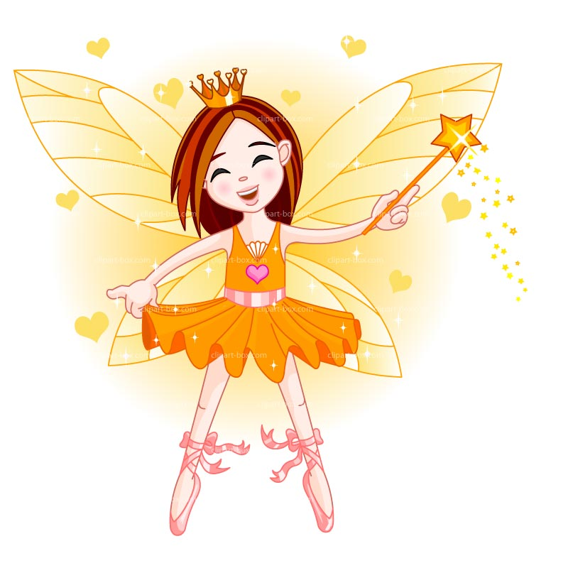 Fairy clipart vector clipartfest