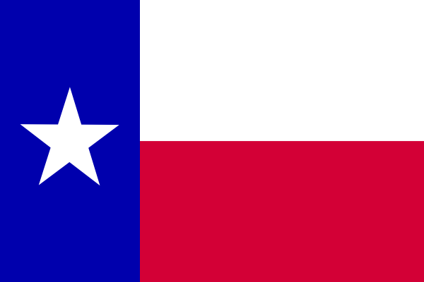 Flag of the state texas clip art at vector clip art