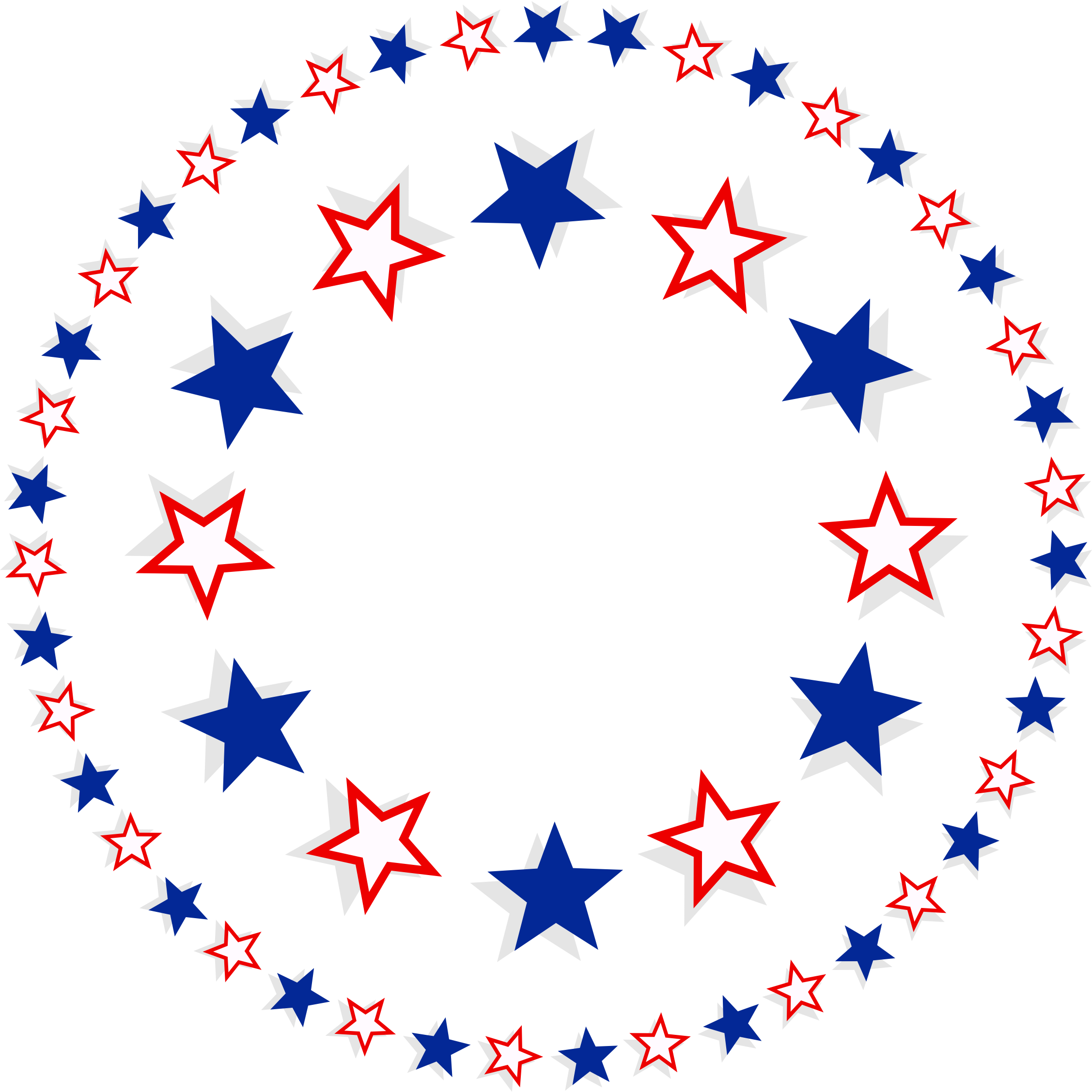 Free patriotic clipart american art - Cliparting.com