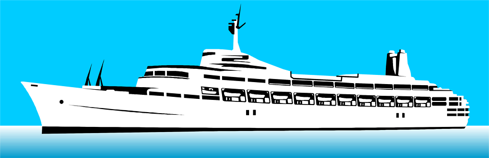 Royal caribbean cruise ship clipart kid