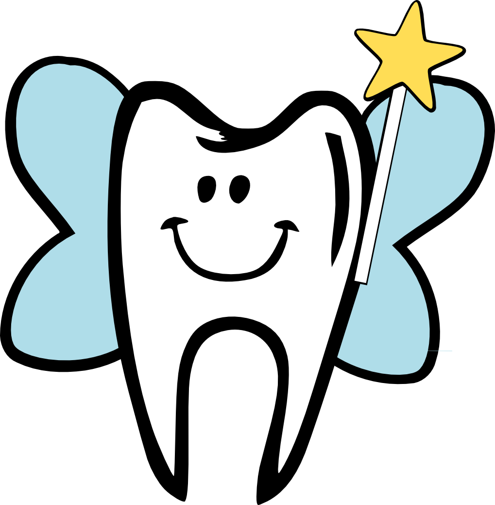 Tooth fairy clipart kid 4