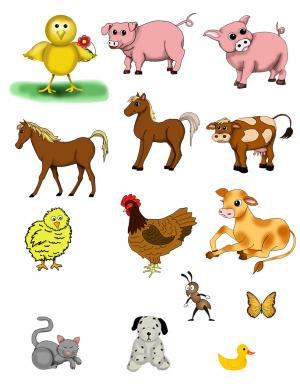 Fast animals clipart clipartfest