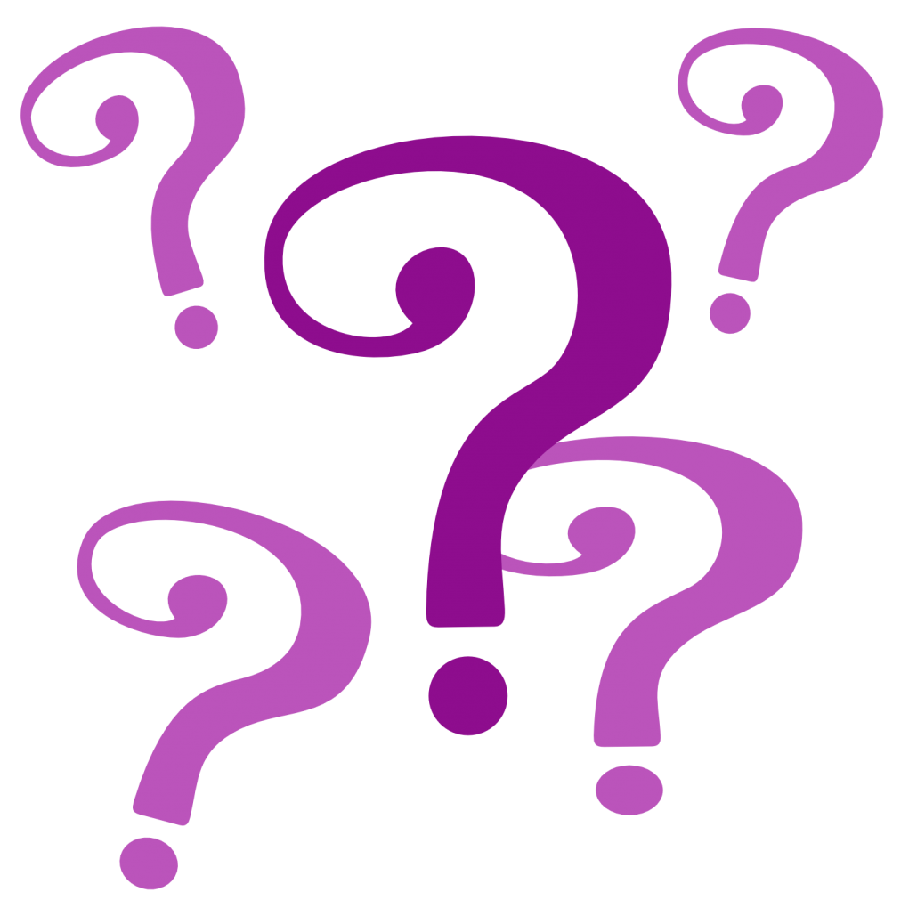 Purple question mark clipart clipartfest