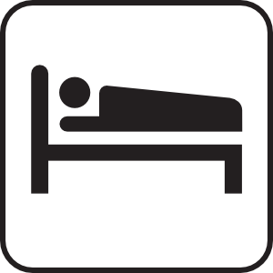 Sleep clipart 7