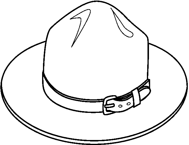 Sun  black and white hat black and white green summer hat sun clipart