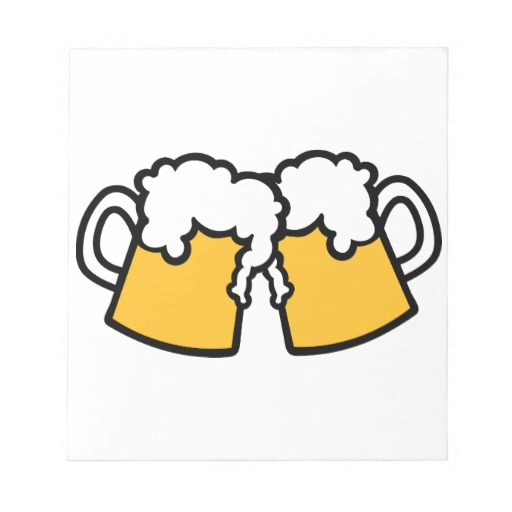 Beer mugs cheers clipart kid 4