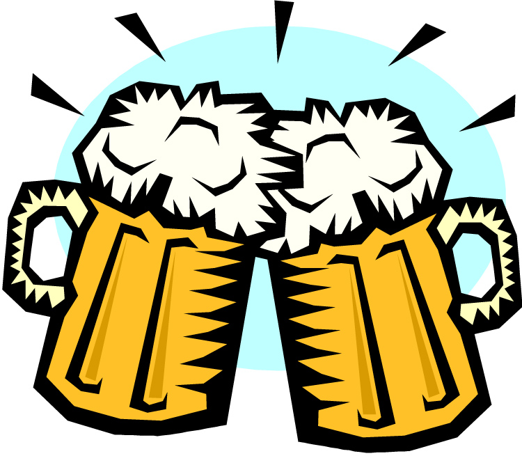 Beer mugs clipart clipground