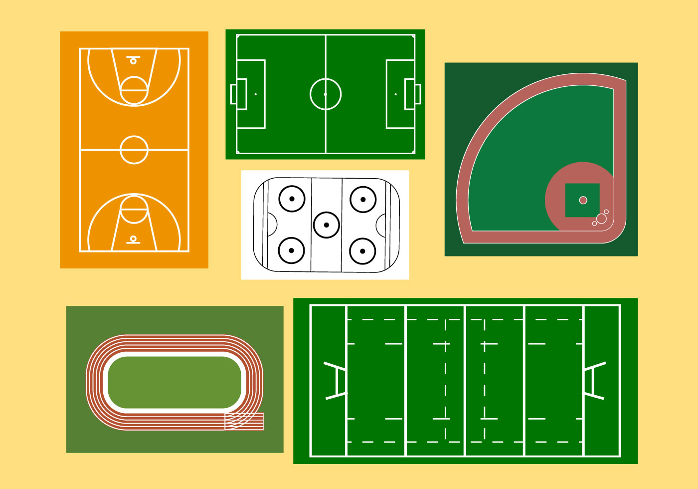Football field football clipart 8 free downloads 3