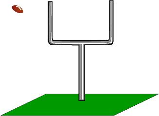 Football field goal clipart kid 2