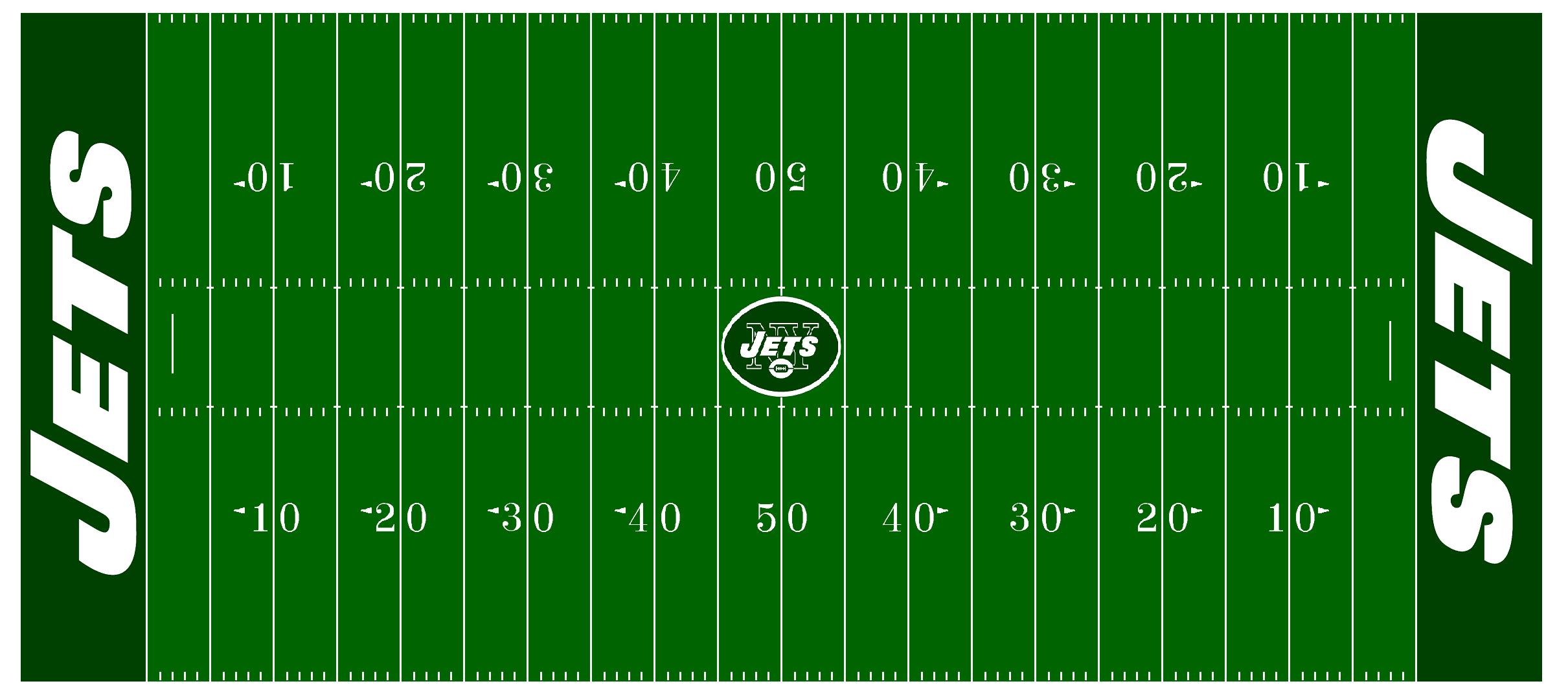 Football field grass clipart