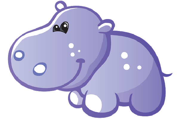 Free hippo clipart clip art pictures graphics illustrations 3