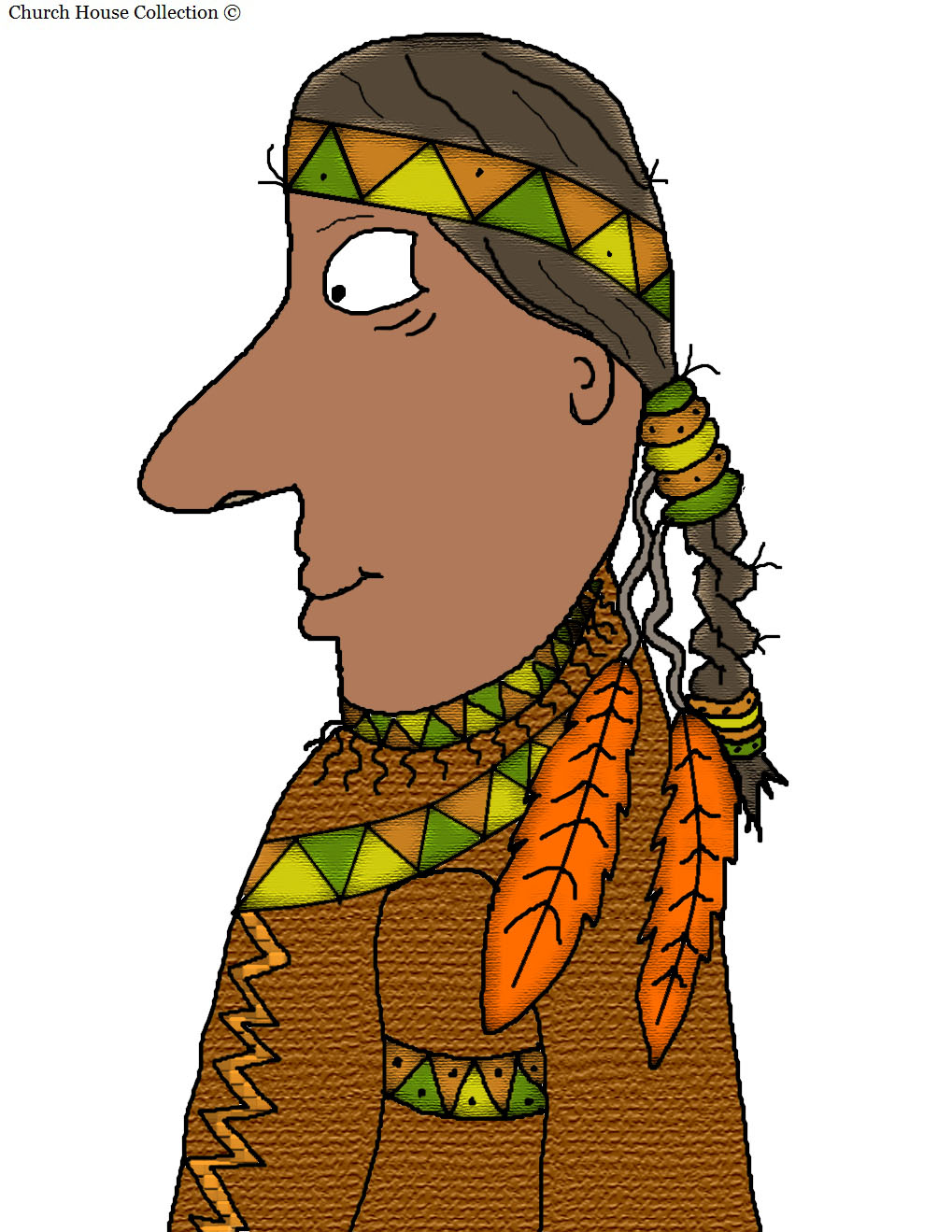 Indian clipart hopi free images 3